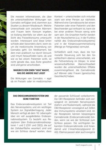 Page 7 of Wie das Geschlecht die Wirkung beeinflusst