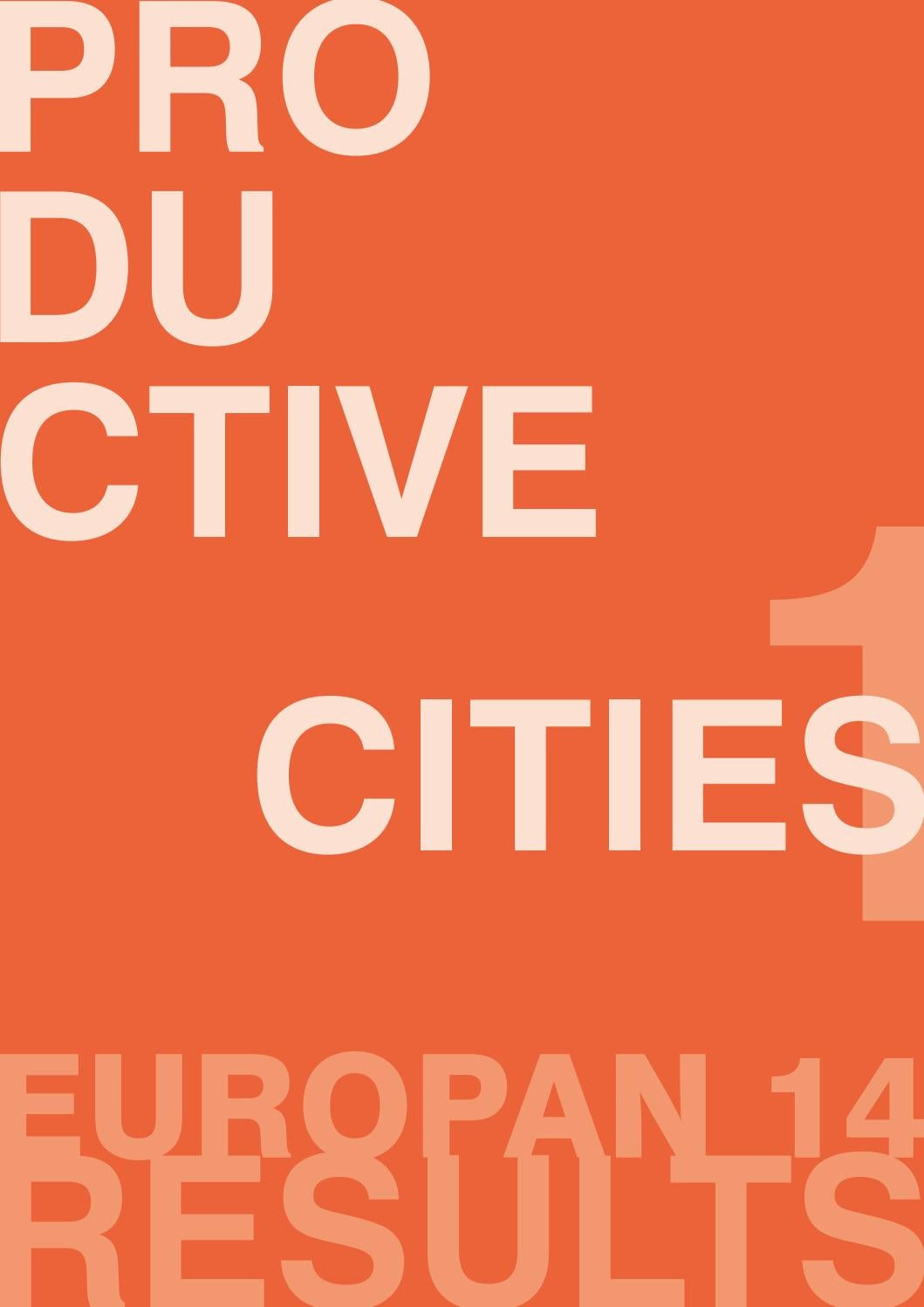 E14 Results Catalogue By Europan Europe Issuu