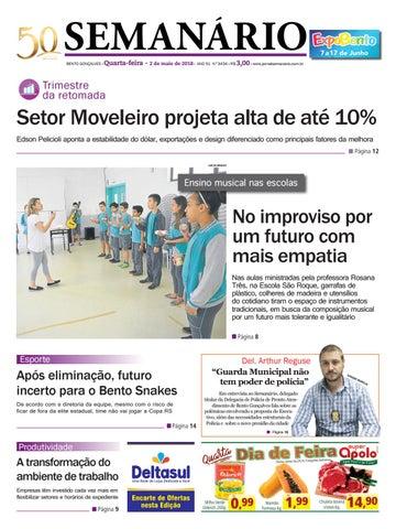 90428782c Jornal Semanário – 2 de maio de 2018 – Ano 51 – Nº 3430 by Jornal ...