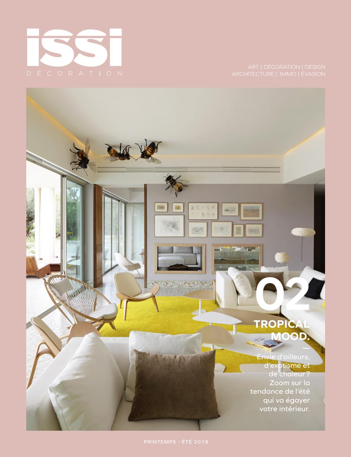 ISSI MAGAZINE DECORATION   Numéro 2 By ISSI MAG   Issuu