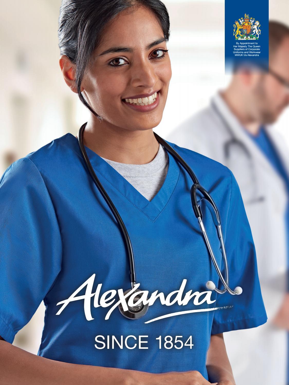 Ladies Nurse Healthcare Carer Hospitality Dental Uniform Tunic Dres UK Size 8-26