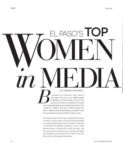 Page 32 of women in media