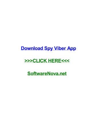 Download spy viber app by briantltgs - issuu