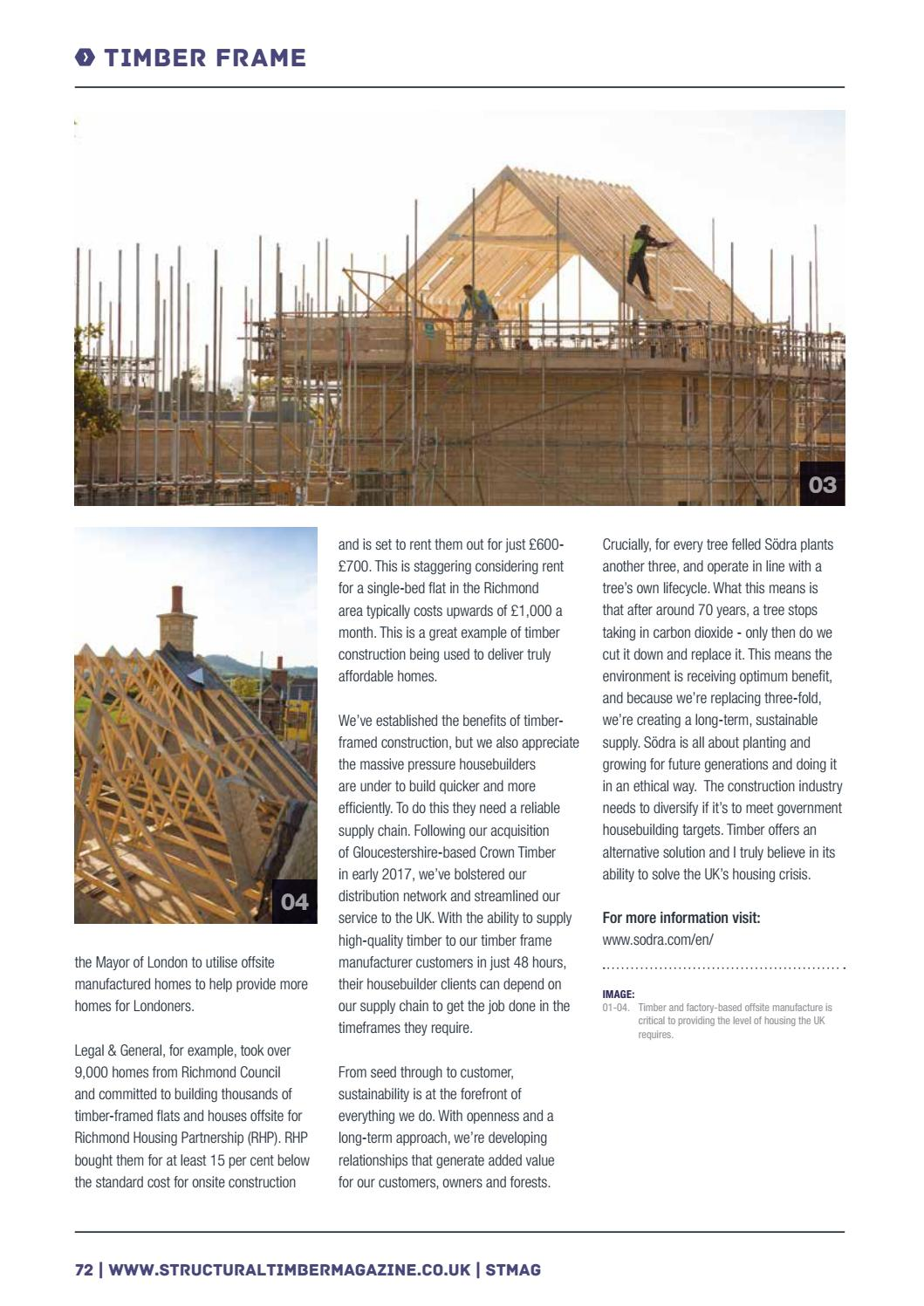 Structural Timber Magazine - Spring 2018 by Radar Communications - issuu