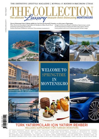 The Collection Montenegro Vol 21 By The Collection