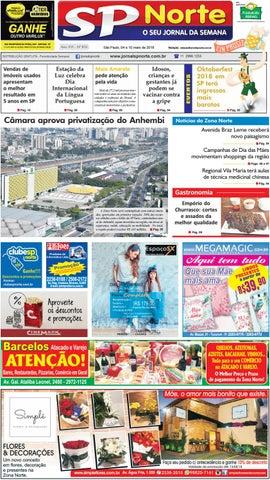 7ec266b7e2212 Edição 810 - 4 a 10 de Maio de 2018 by Jornal SP Norte - issuu