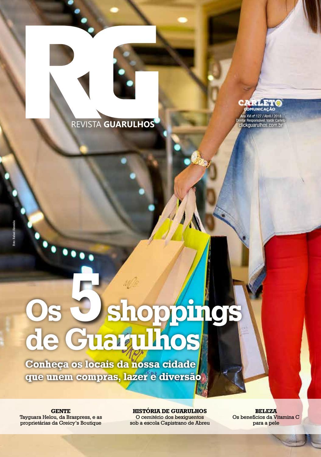 76bebf1df Revista Guarulhos - Edição 127 by Carleto Editorial - issuu