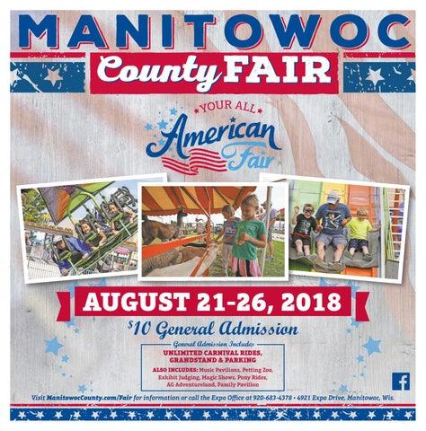 Manitowoc County Fair Exhibitors - 2018 by Gannett Wisconsin Media