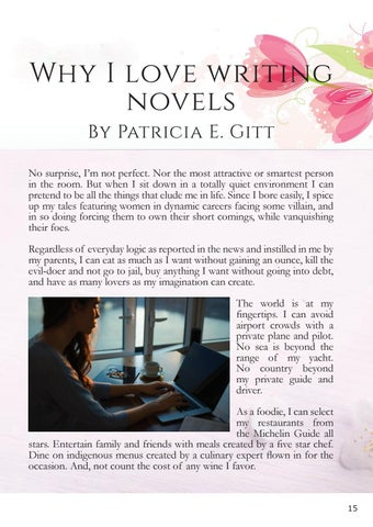 Page 15 of Why I love writing by Pat Gitt