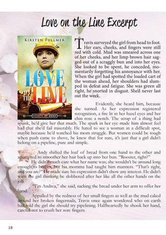 Page 18 of Romance excerpt