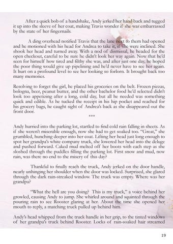 Page 19 of Romance excerpt