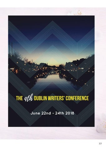 Page 77 of Dublin Writers Conference