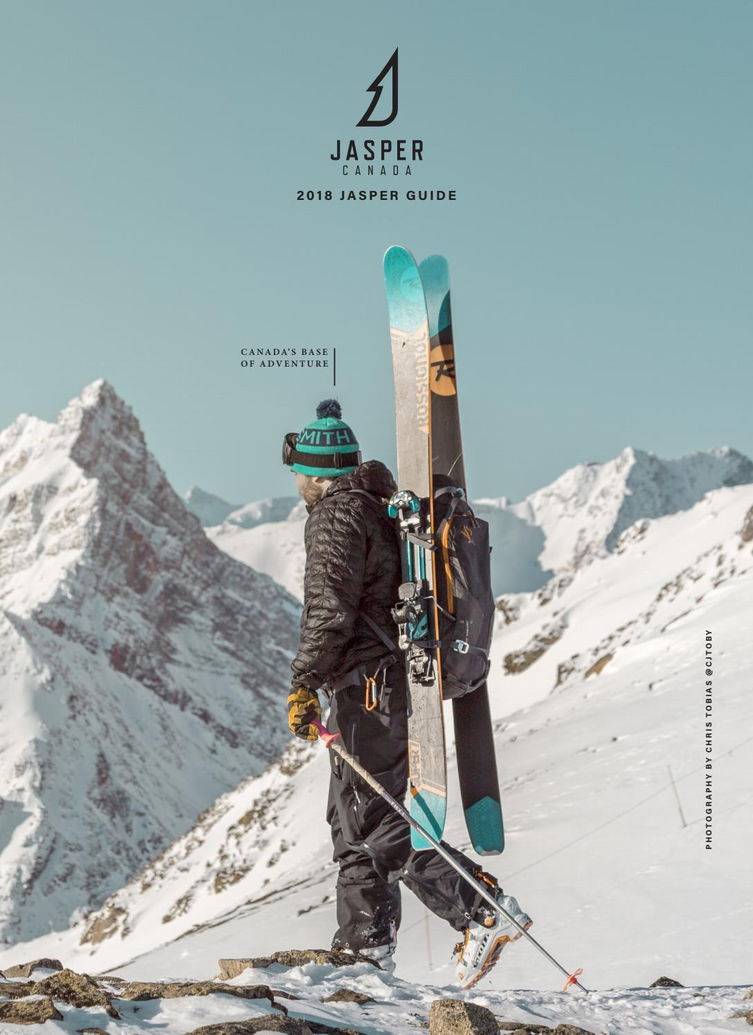 111f7ae3e766 2018 Jasper Visitor Guide by Tourism Jasper - issuu