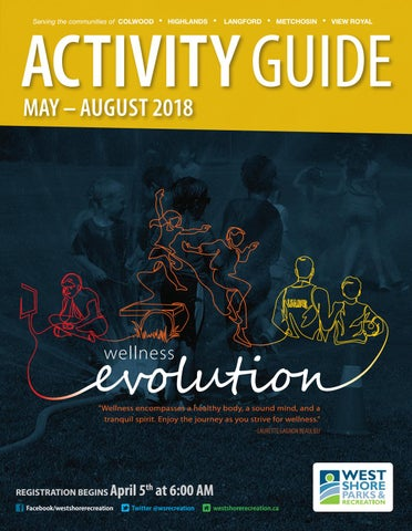 Activity Guide May to Aug 2018 by West Shore Parks & Recreation - issuu