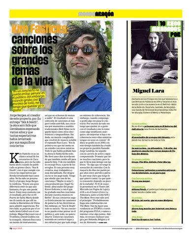 Page 6 of Mondo Cultura