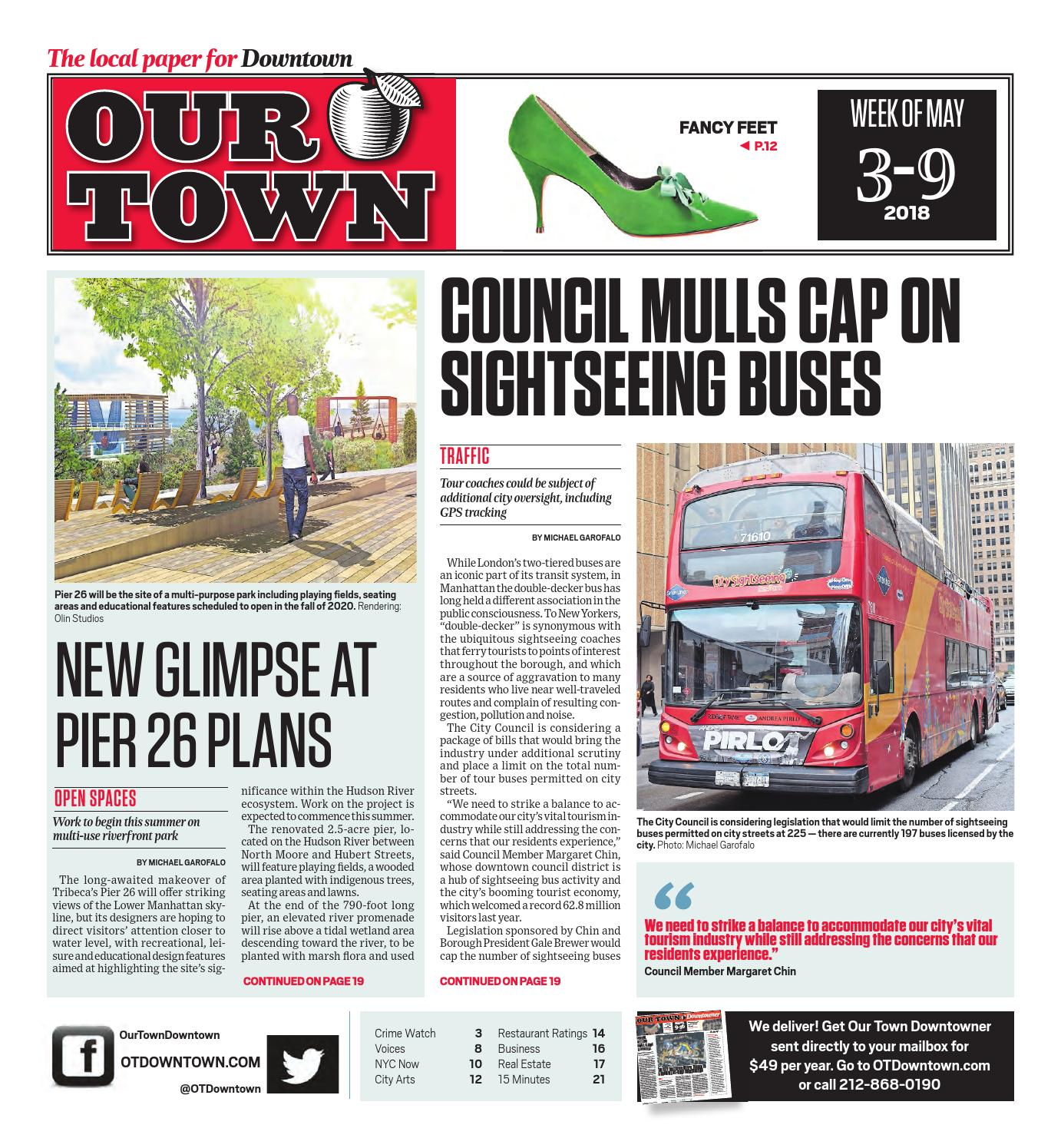 Our Town Downtown - May 3, 2018 by OurTown Downtown - issuu