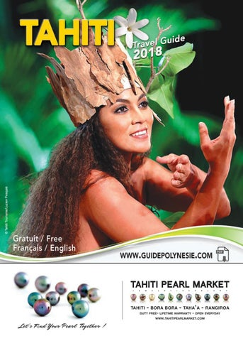 Tahiti Travel Guide 2018 by BORA BORA SUN - issuu