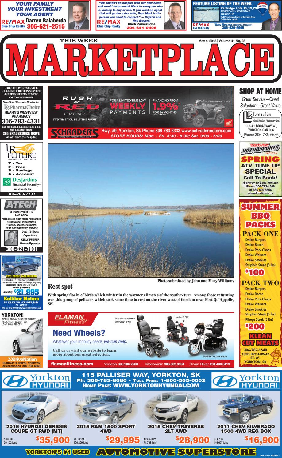 Marketplace May 4 2018 By Yorkton This Week Issuu Typical 1962 And Earlier Buick Generator Wiring