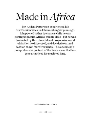 Page 145 of Per-Anders Pettersson – Made in Africa