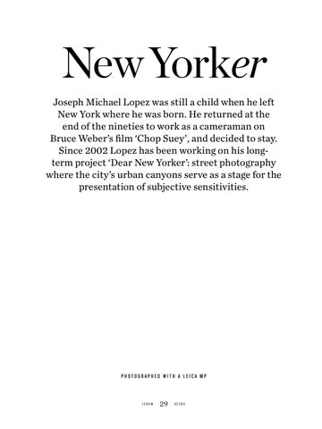 Page 29 of Joseph Michael Lopez – New Yorker
