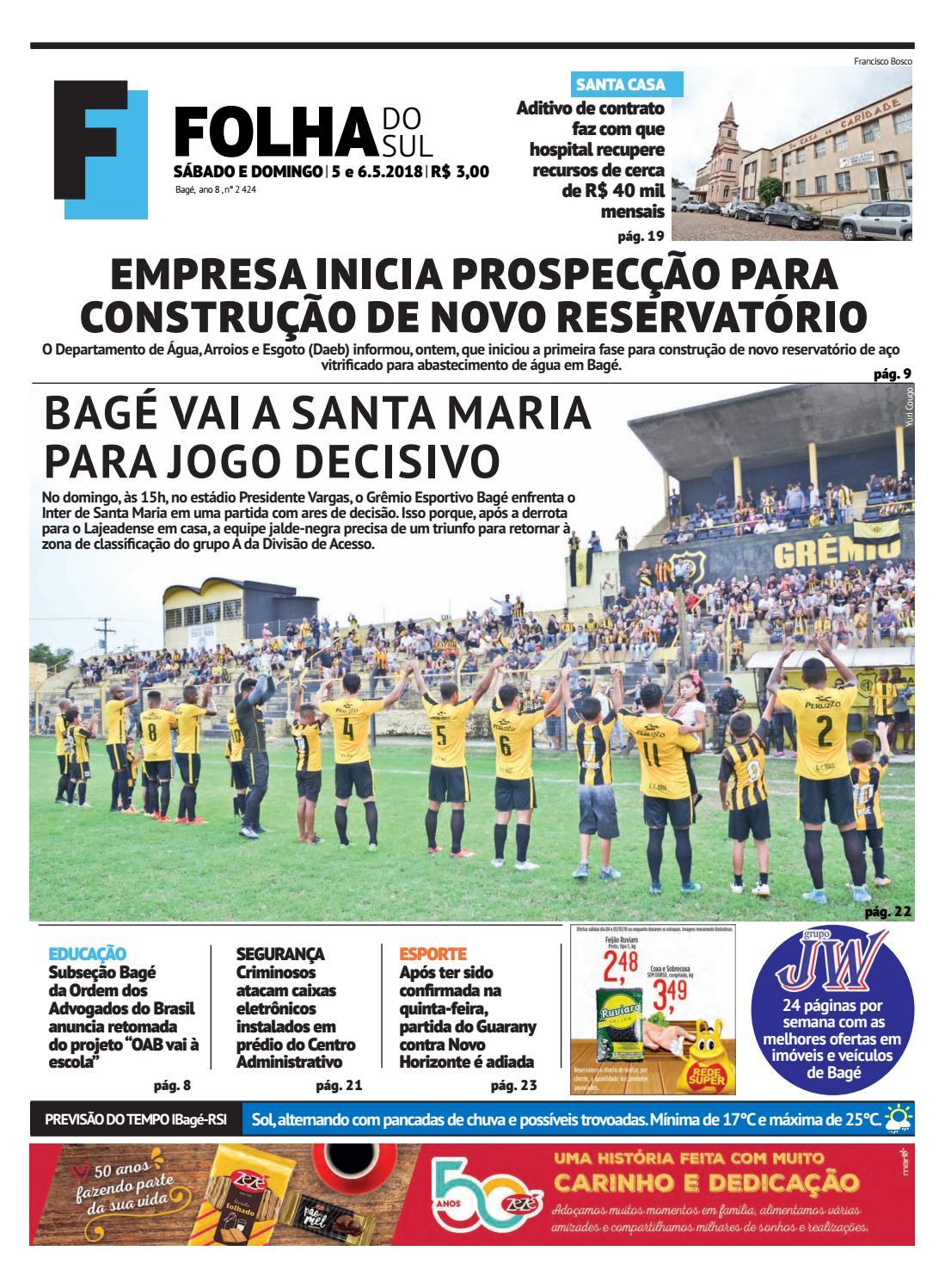 7da6aa3078 Jornal Folha do Sul