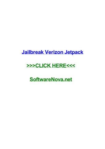 Jailbreak verizon jetpack by peteryudv - issuu