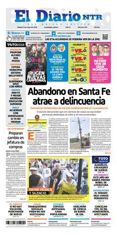 El Diario NTR 1101 by NTR Guadalajara - issuu b12abcdc083