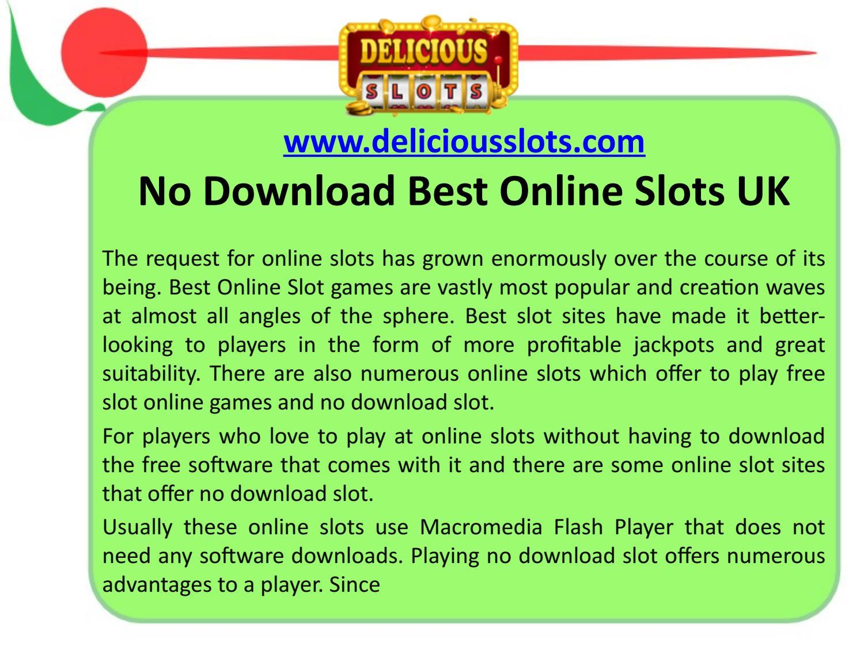 slots no download no registration