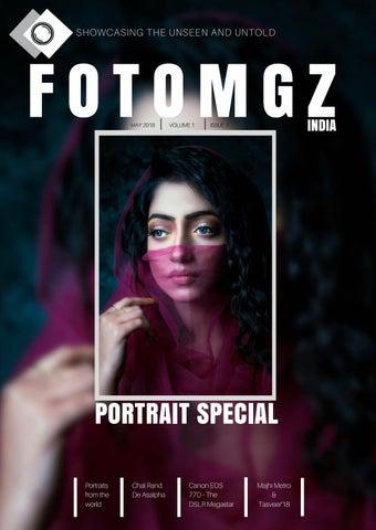 Fotomgz India - Portrait Special