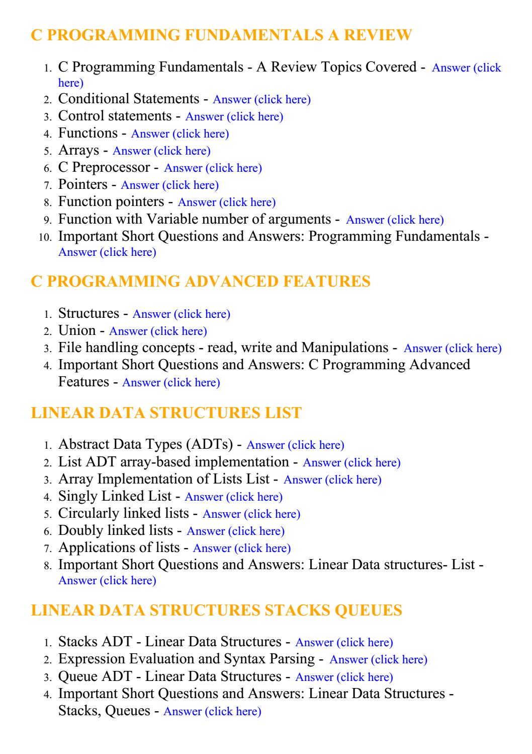 Information Technology Engineering - Lecture Notes, Study