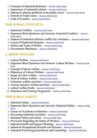industrial conflict meaning