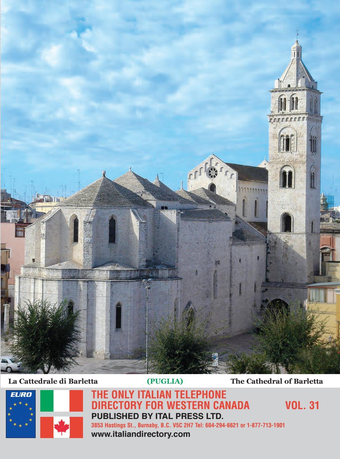 2005 Italian Directory