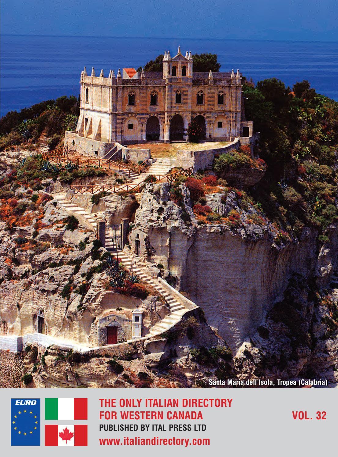 Montagna Legnami Alte Ceccato 2006 italian directory - alberta edition by italian