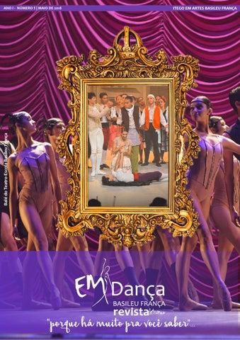 3e73dbb3d9 Revista Em Dança - maio 2018 número 1 by Dança Basileu França - issuu