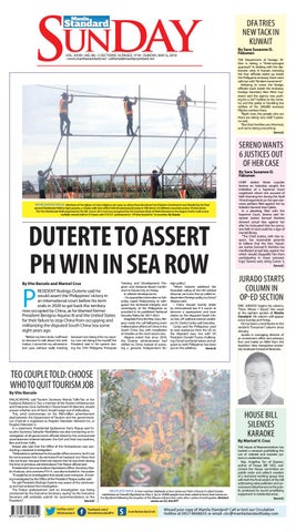 Manila standard 2018 may 6 sunday by manila standard issuu page 1 malvernweather Choice Image