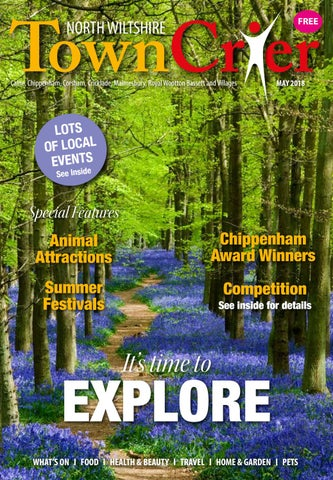 fc04e4a5b56e North Wiltshire Town Crier Magazine May 2018 by Town Crier Magazine ...