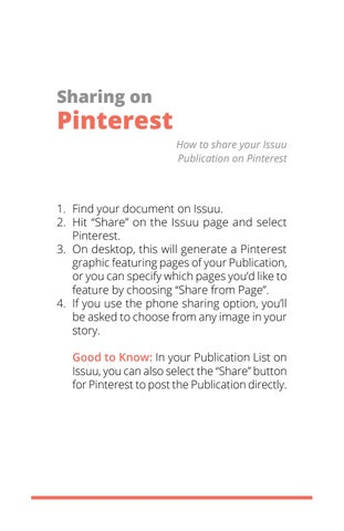 Social Sharing Toolkit for Publishers by Issuu - issuu on
