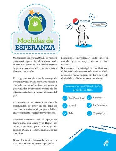 Page 11 of Programas