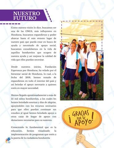 Page 22 of Nuestro Futuro