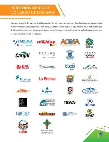 Page 25 of Alianzas y Patrocinadores