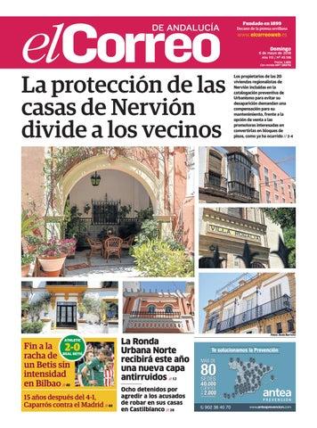 50cbff907 06.05.2018 El Correo de Andalucía by EL CORREO DE ANDALUCÍA S.L. - issuu