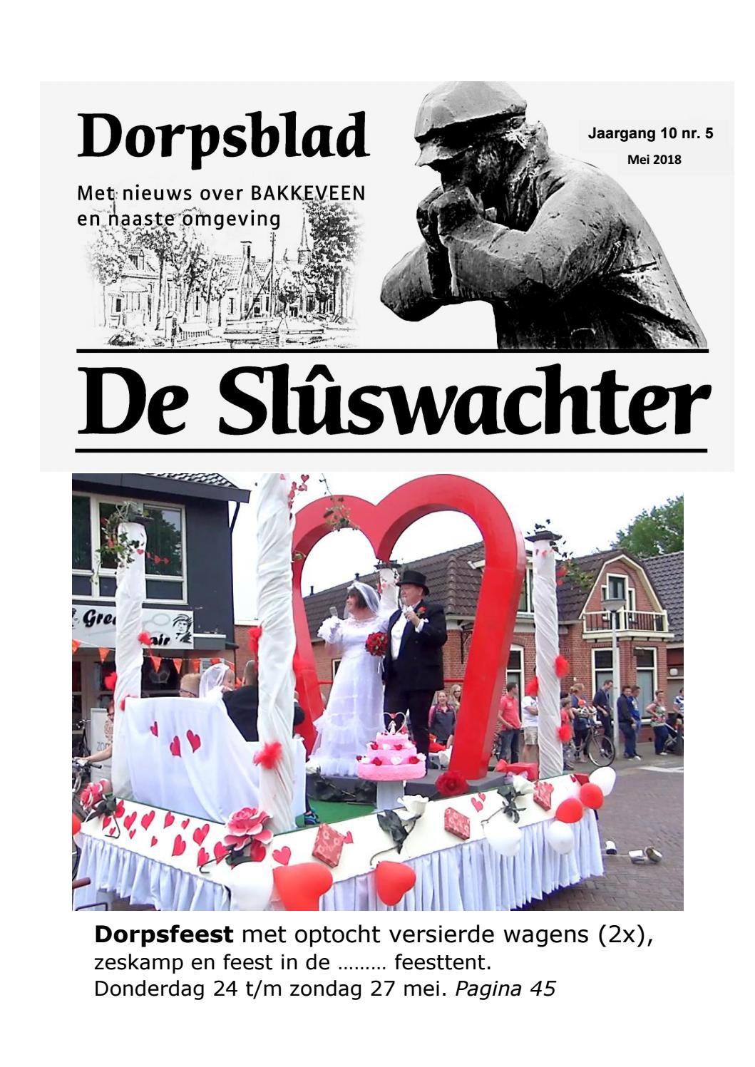 918f0cefb245e1 Sluswachter Bakkeveen mei 2018 by De Slûswachter Bakkeveen - issuu