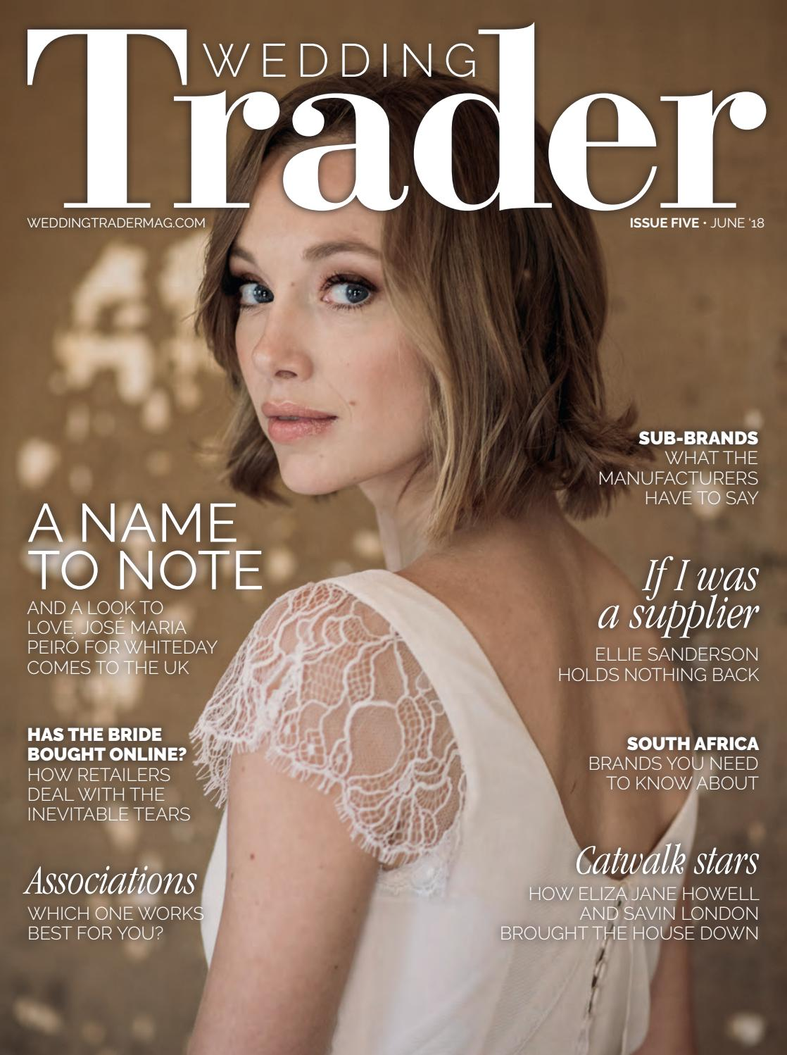 2200b46d122 Wedding Trader - issue 5 by Love Our Wedding - issuu