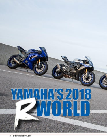 sportbikes inc magazine april 2018 by hard knocks motorcycle