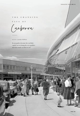 Page 115 of The Changing Face of Canberra