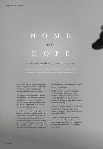 Page 70 of Home and Hope