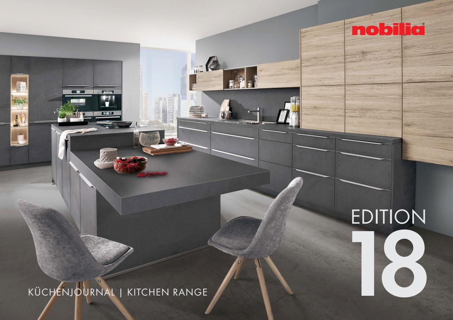 Nobilia Kitchen Journal 2018 De En By Registry E Issuu