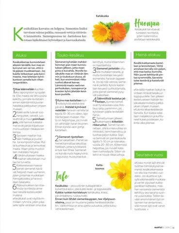 Page 23 of Kuulutko kukkaiskansaan