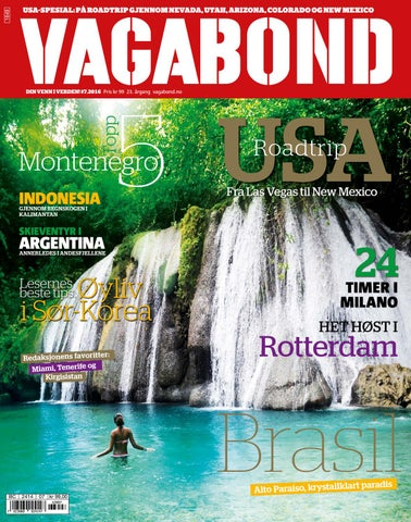 d7f3b664 Reisemagasinet Vagabond 0716NO by Reisemagasinet Vagabond - issuu