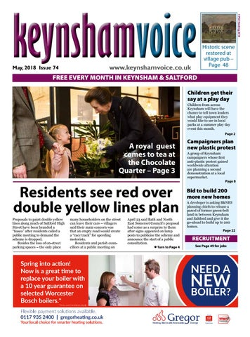 Keynshamvoice May 2018 By Emma Cooper Issuu